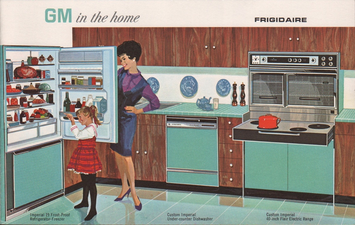 Frigidaire 1965