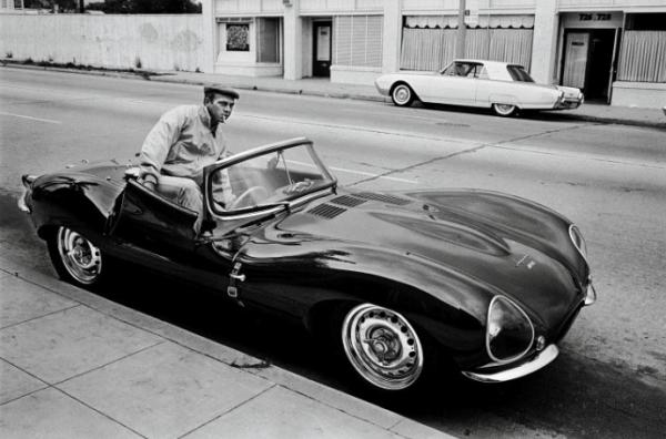 Jaguar XKSS Steve McQueen