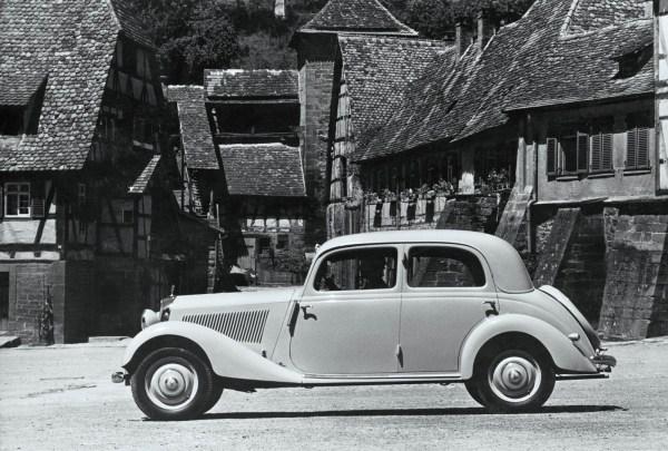 Mercedes 170-V