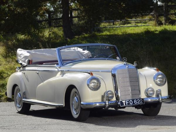 Mercedes 300 1951 conv w186