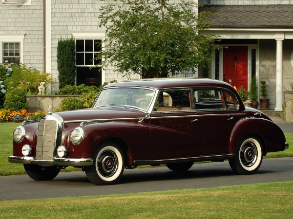 Mercedes 300 1951_1