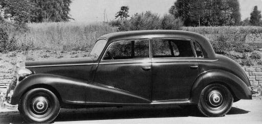 Mercedes 300 design b