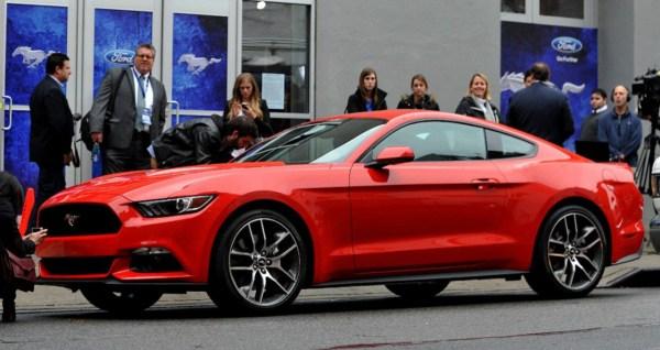 Mustang 2015 -23