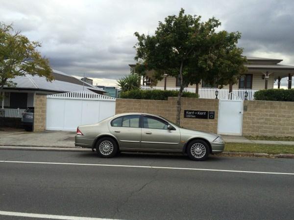 ford au fairmont sedan