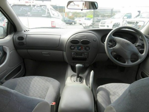 ford au falcon forte interior
