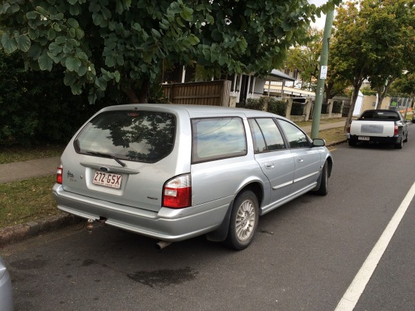 ford fairmont au wagon 4