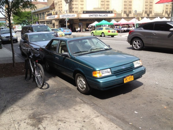 ford tempo front