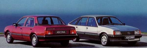 opel ascona_pair_1982