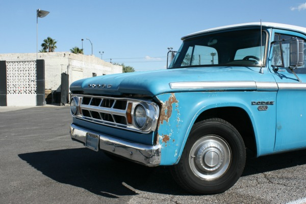 148 - 1968 - '69 Dodge D100 CC