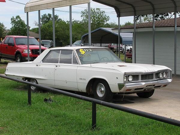 1968 Dodge Polara Victoria TX 20130810