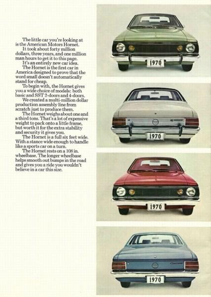 1970 Hornet 2