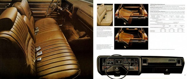 1970 buick estate wagon interior