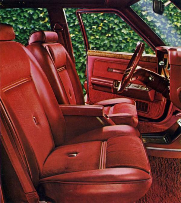 1976 mercury grand monarch ghia interior
