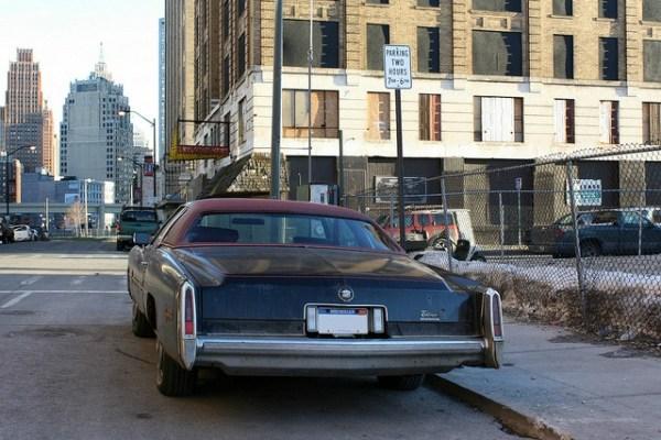 1977 Cadillac Eldorado, Hotel Charlevoix CC