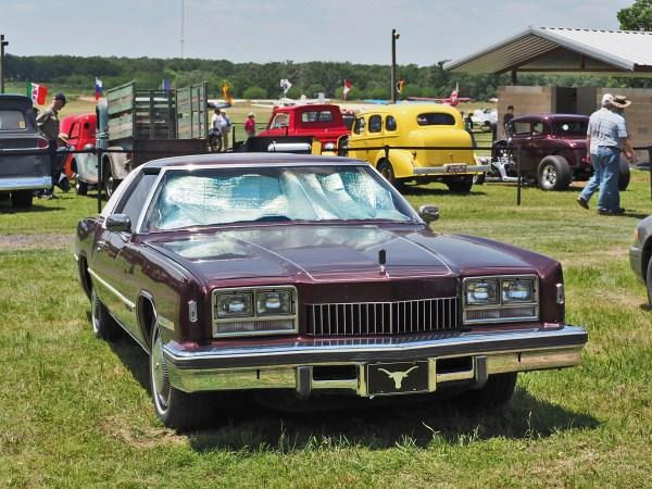 '78 Toronado front