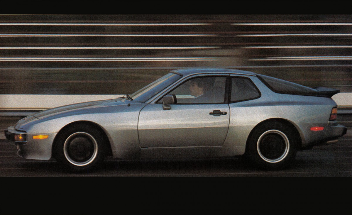 curbside classic 1985 5 porsche 944 the unconventional daily driver. Black Bedroom Furniture Sets. Home Design Ideas