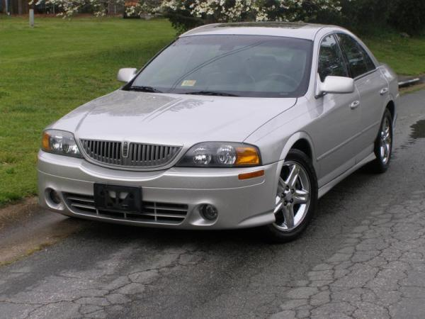 2002 lincoln lse manual