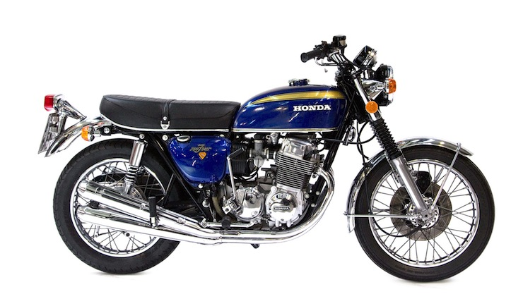 Kickstand Classic 1979 82 Honda Cb750f The Second Wave