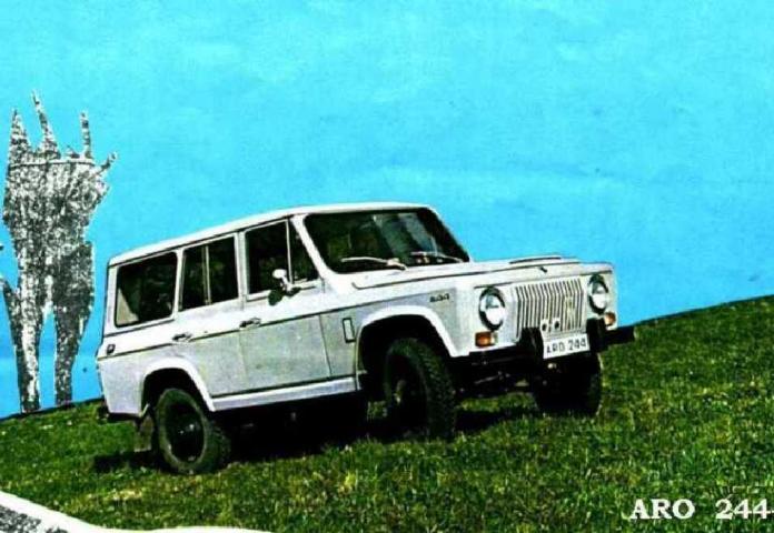 Curbside Classic  Aro 244  U2014 Aromanian 4 U00d74