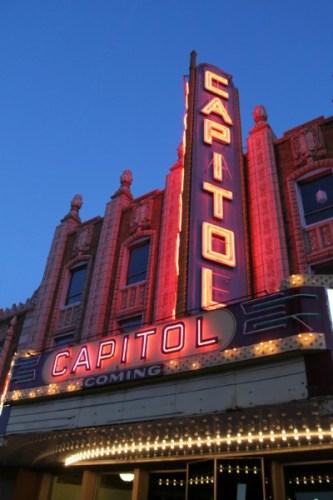676 - Capitol Theatre Marquee CC