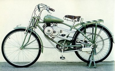 Honda 1947 TypeA
