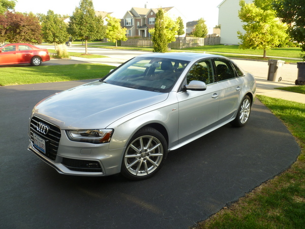 Rental Car Review 2015 Audi A4 Quattro SLine From Silvercarcom