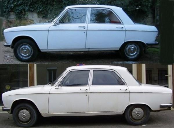 Peugeot 204-304_comparaison