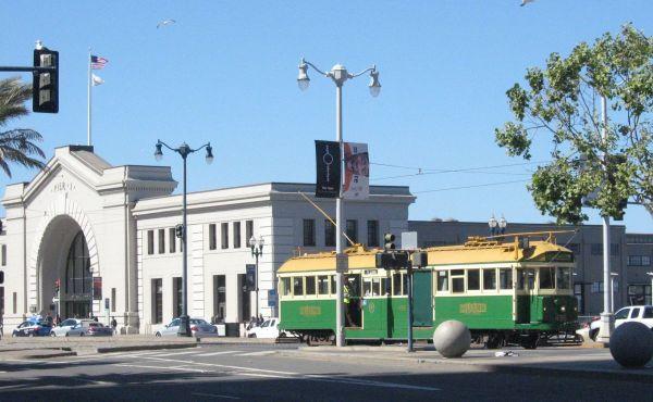 Tour Classica 04 San Fran Tram