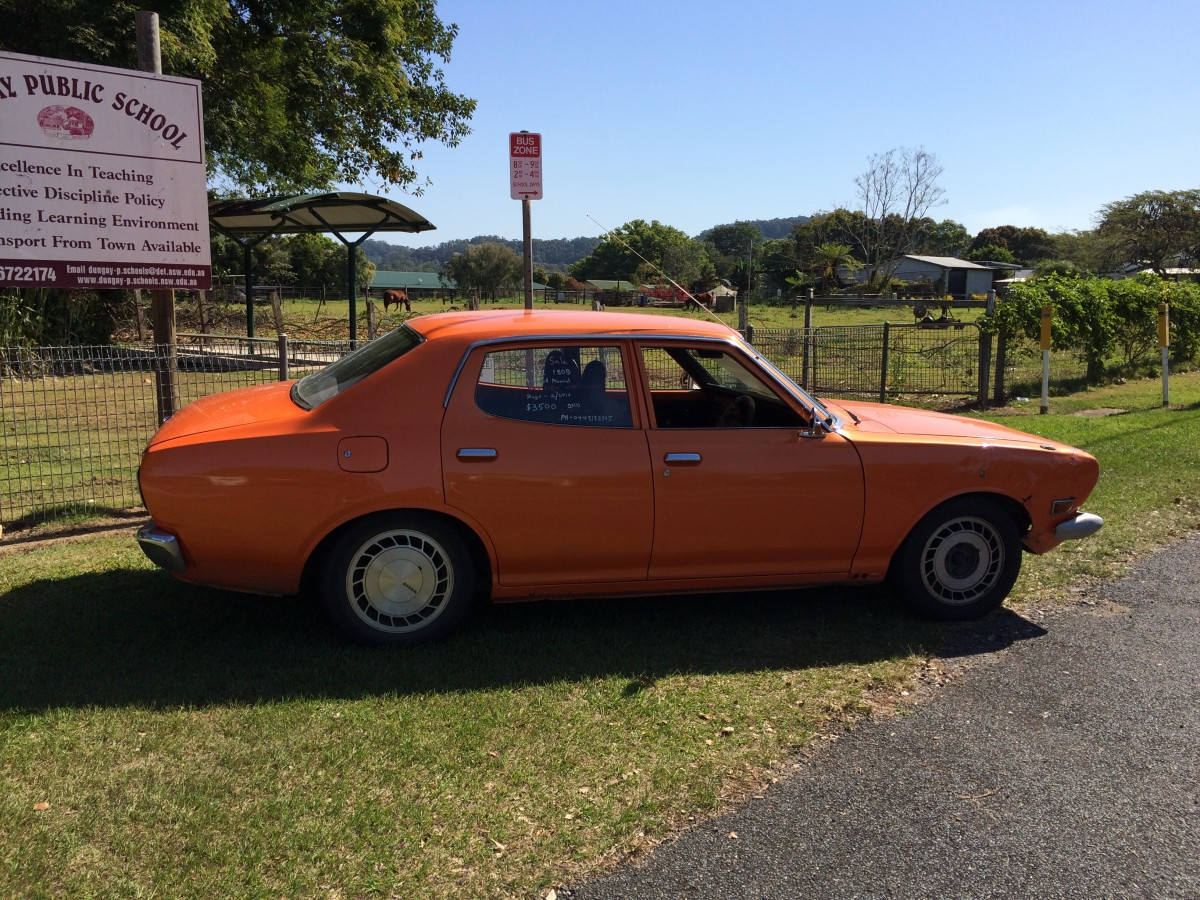 Cc For Sale Datsun Orange You Glad I Stopped