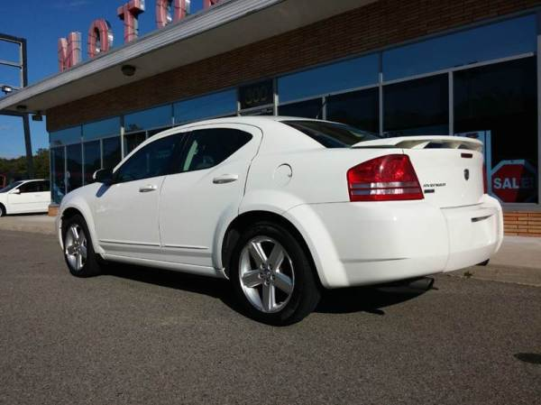 dodge avenger rt awd rear