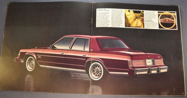 dodge st regis touring edition package