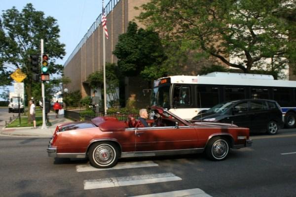 015 - 1985 Cadillac Eldorado Biarritz convertible CC
