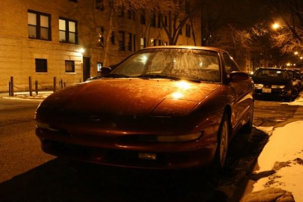 020 - 1995 - '97 Ford Probe GT CC