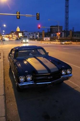 062 - 1970 Chevrolet Chevelle SS 454 CC