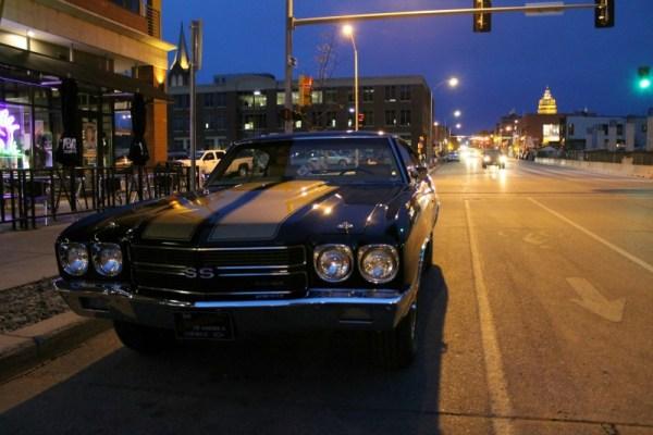 063 - 1970 Chevrolet Chevelle SS 454 CC
