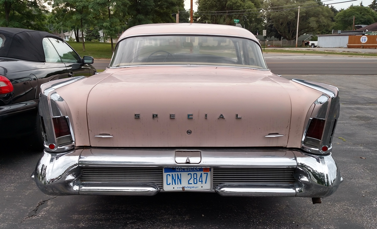 Curbside Classic 1958 Buick Special Anything Worth
