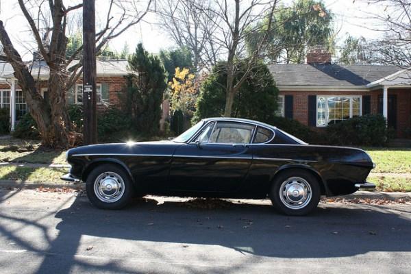 1967- '69 Volvo 1800S, CC