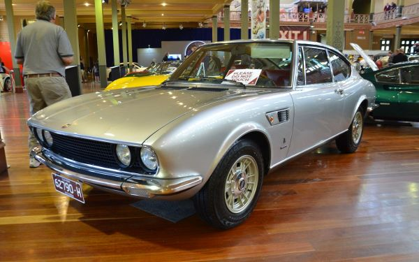 1972 Fiat Dino 2400 Coupe