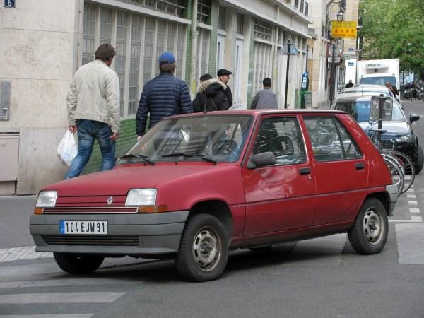 1984-96 Renault 5 Marche d'Aligre 20140420