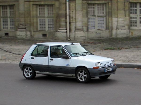 1984-96 Renault 5 Pont Neuf 20151108