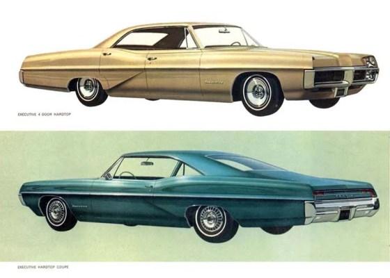 67 Pontiac Brochure