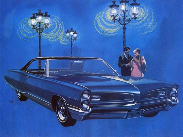 FK 1966 Pontiac_Grand_Prix_1966_Anniversary-Ad_by_AF-VK