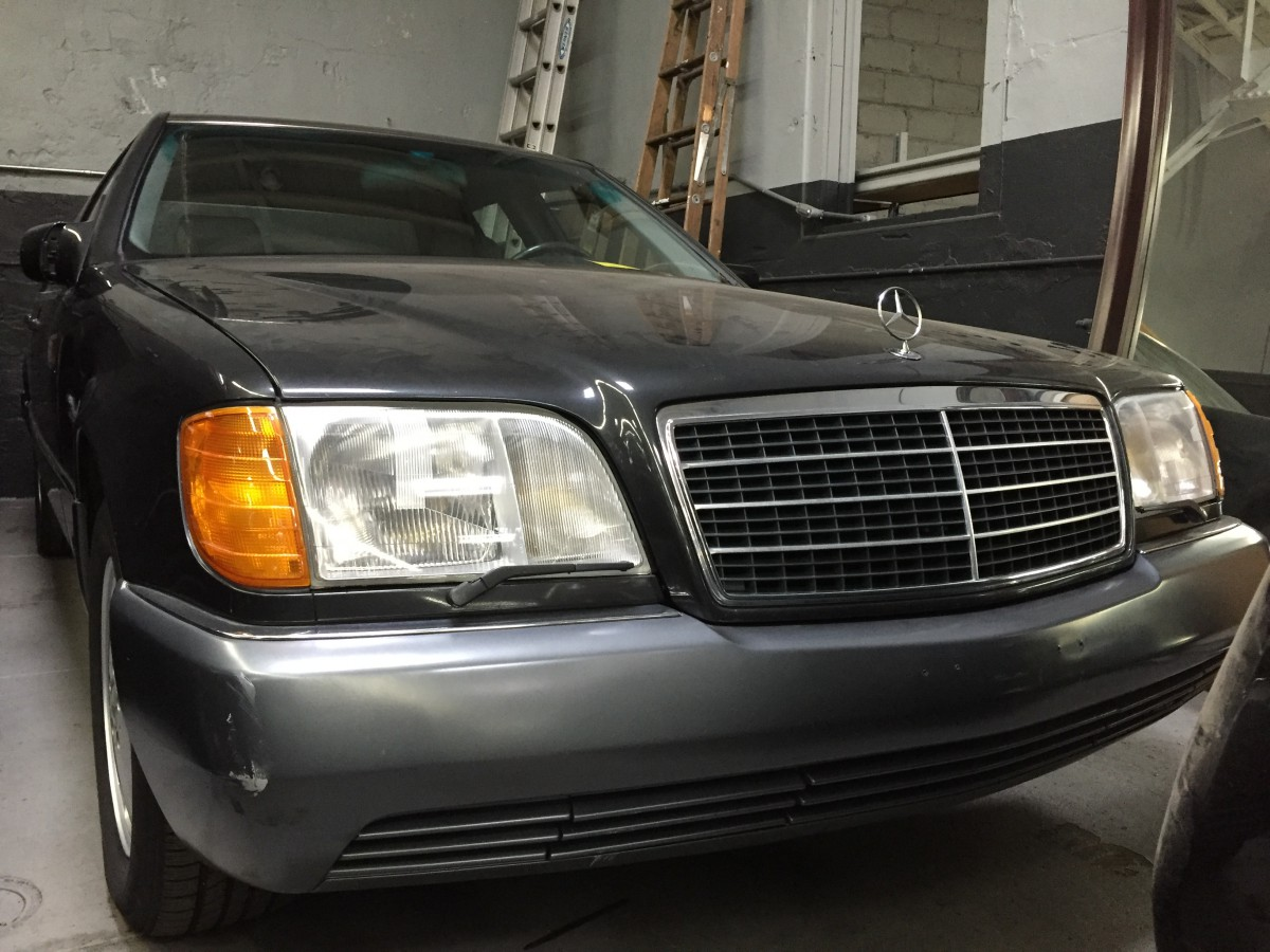 Curbside Classic 1995 Mercedes Benz S320 W140 Over Engineered Evaporator Mercy C Class W204 A 1992 400se For Sale I Also Photographed