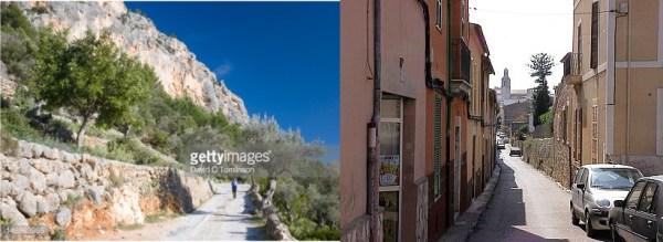 Majorca Roads