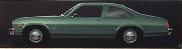 Olds 1977 F85 side br