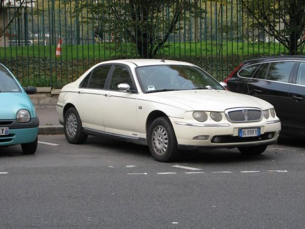 Rover 75 Bir-Hakeim 20131116