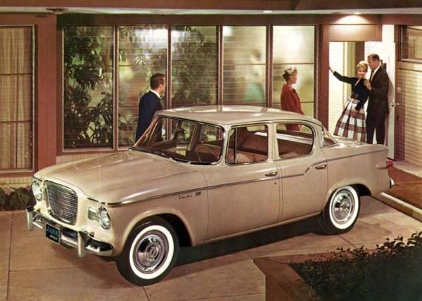 STUDEBAKER 1959 LARK ad