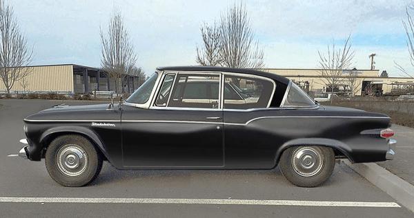 Studebaker 1959 Super Lark Barry Koch