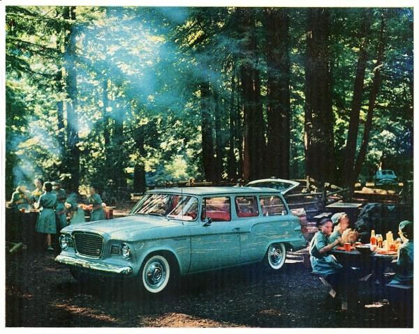 Studebaker 1959 lark wagon