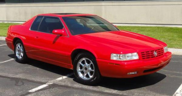 cadillac eldorado collector aztec red 4